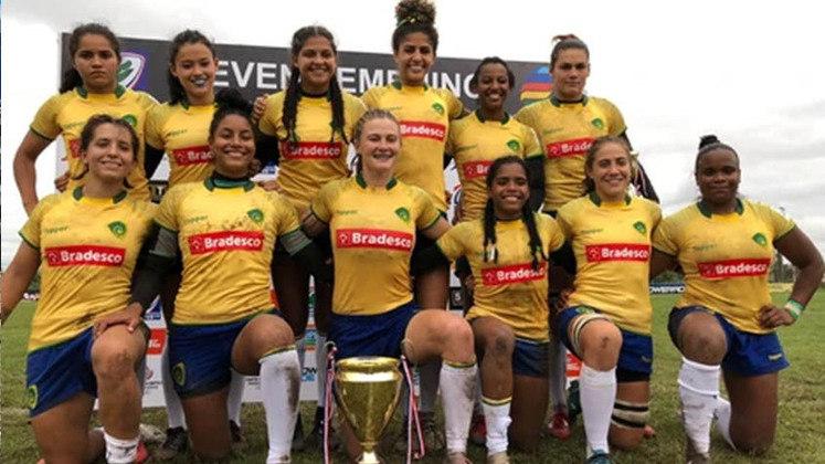 A seleção feminina de rúgbi encara o Canadá, às 21h30, ainda pela fase de grupos.