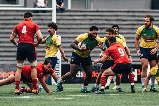 A Seleção masculina de Rugby sevens irá disputar o Pré-Olímpico, que dará três vagas aos Jogos de Tóquio 2020. A competição acontecerá de 19 a 20 de junho de 2021, em Mônaco.
