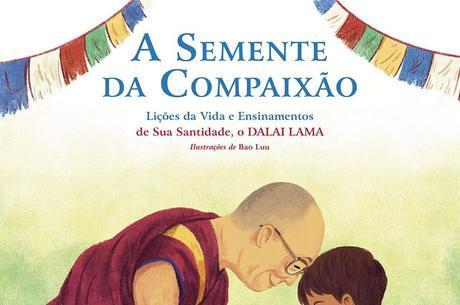 Lindo e com ilustrações de Bao Luu, o livro é um ótimo presente para a criançada