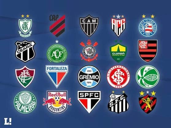 A Série A do Campeonato Brasileiro começa no próximo fim de semana. O LANCE! mostra os palpites da redação, principalmente para os candidatos ao título, Libertadores, Sul-Americana, meio de tabela e o temido rebaixamento para a Série B do ano que vem. Veja como ficou a posição do seu time de coração!