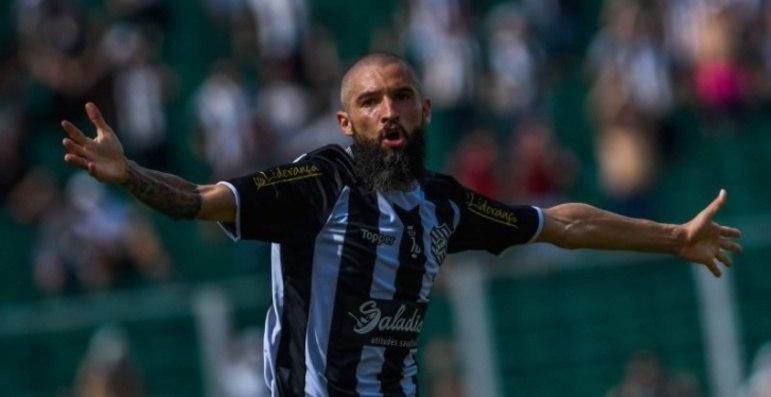 A sexta posição é do Figueirense. O clube catarinense sofreu 45 goleadas em 438 jogos desde 2003 no Brasileirão.