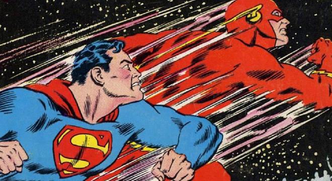 a supervelocidade
