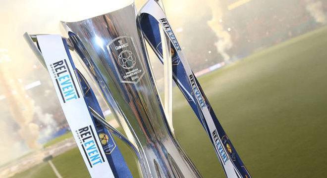 A taça da International Champions Cup