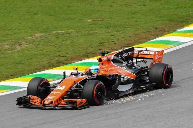 A temporada de 2010 foi a melhor do espanhol: terminou em décimo