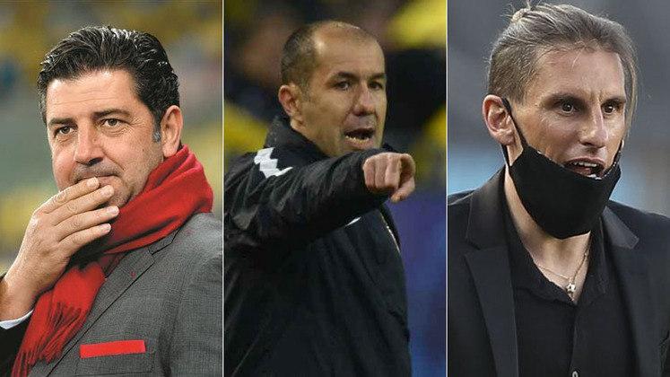 A temporada de 2020 está próxima de acabar, e muitos clubes já iniciaram o planejamento para a próxima. Com alguns técnicos balançando no cargo, a reportagem fez uma lista de técnicos estrangeiros que podem pintar no Brasil nos próximos meses. Confira