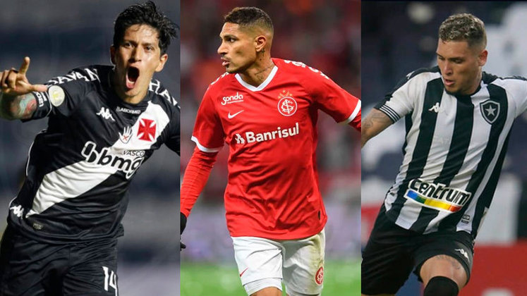 A temporada do futebol brasileiro vai se aproximando do fim, e os clubes já estão em reforços para 2022. Uma boa solução é apostar em jogadores que ficarão livres no mercado. Por isso, relembre 25 atacantes que estão com o vínculo para acabar em dezembro e podem trocar de equipe para a próxima temporada. Confira!