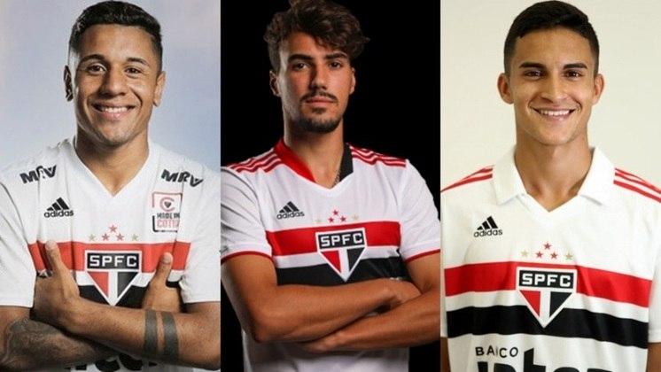 A temporada do São Paulo vem sendo de ótimo aproveitamento dos jogadores revelados em Cotia. Galeano e Rodrigo Nestor são algumas das gratas surpresas. Veja até quando vão os contratos das joias de Cotia, segundo o Transfermarkt, site especializado em transferências de futebol.