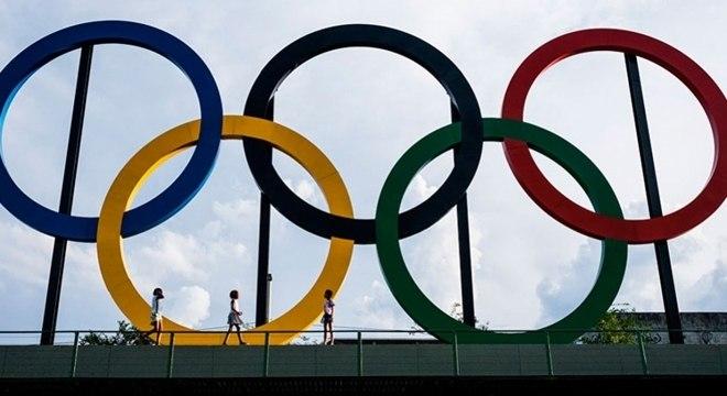 A previsão da abertura dos jogos, segundo a NHK, seria em julho de 2021
