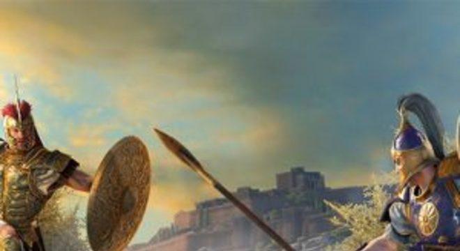 A Total War Saga: Troy será exclusivo da Epic Games Store e gratuito por 24 horas
