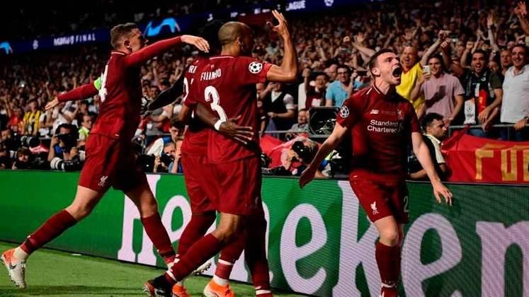A última final de Champions de equipes do mesmo país também foi disputada entre ingleses. Na temporada 2018/2019, o Liverpool bateu o Tottenham por 2 a 0 no Wanda Metropolitano, em Madrid.