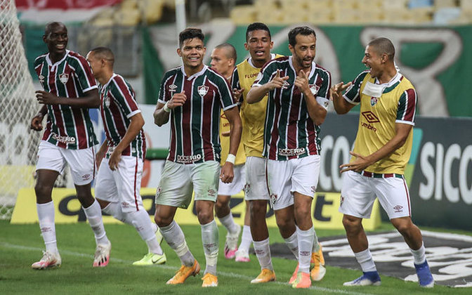 A última vez que o Fluminense foi líder do Brasileirão aconteceu na 2ª rodada em 2014. Naquela temporada, o Tricolor foi 6° colocado.