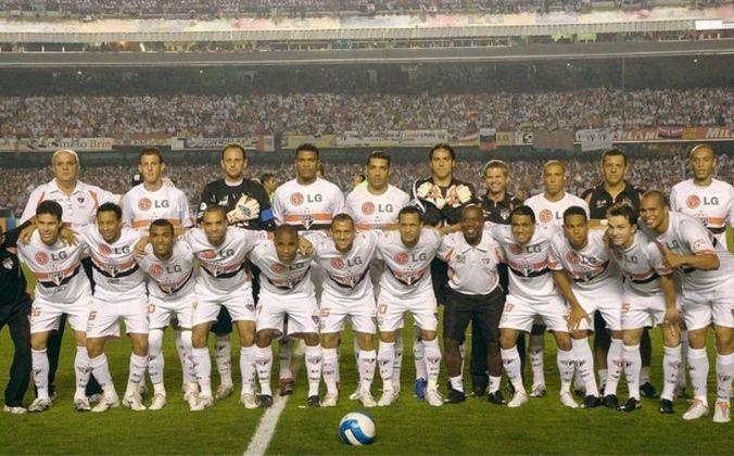 A última vez que o São Paulo conseguiu esse mesmo número foi em 2007, ano em que foi campeão do Brasileirão.