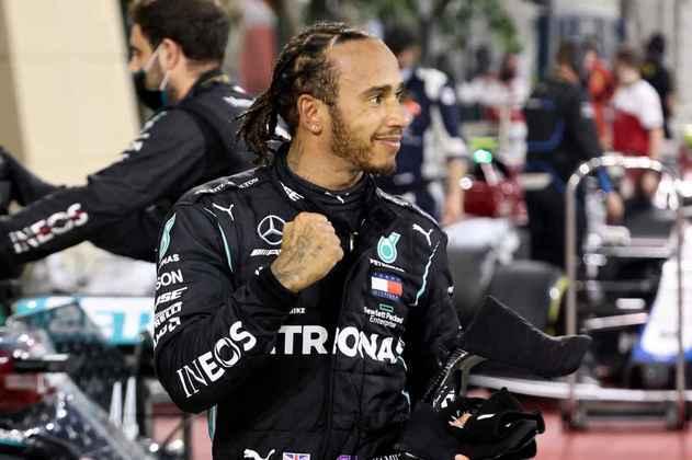 A última vitória do ano foi no Bahrein, onde testou positivo para Covid-19 dois dias depois.