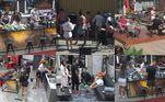 Os casais do Power Couple Brasil 5 fazem valer a máxima de que a união faz a força! Seja para limpar a Mansão Power, para preparar um prato gostoso ou, simplesmente, em um momento de descontração, a reunião dos casais sempre rende momentos de descontração. Confira 6 situações de união entre os participantes do reality!