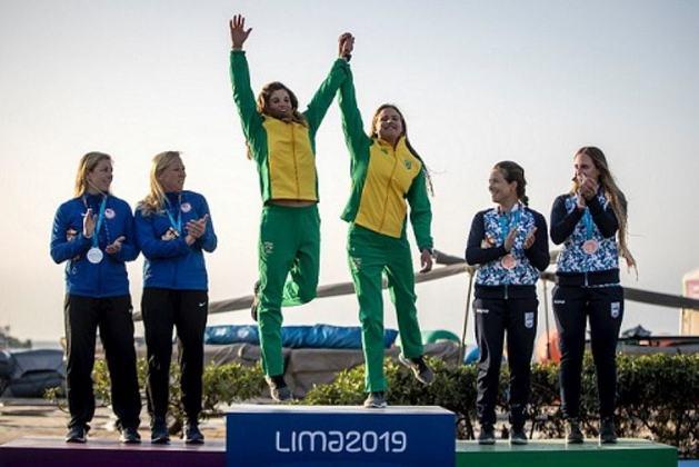 A vela feminina brasileira conquistou seu primeiro ouro na história olímpica em 2016, no Rio de Janeiro. Martine Grael e Kahena Kunze foram as grandes campeãs na Classe 49erFX.