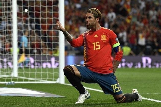 A vida de Sergio Ramos segue a mesma. Continua como referência no setor defensivo do Real Madrid.