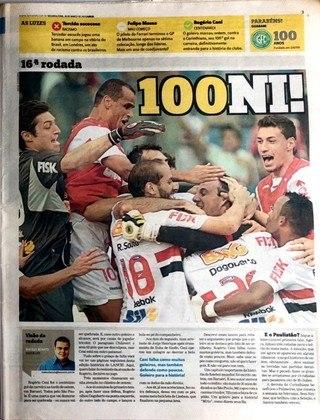 A Visão da 16ª rodada do Paulistão-2011 com destaque para o feito do goleiro são-paulino