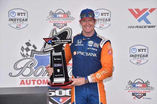 A vitória mais recente de Dixon aconteceu na corrida 1 de Gateway, com Newgarden em 12º