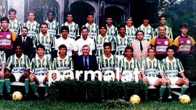 A vitória por 1 a 0 sobre o Cruzeiro, em 26 de abril de 1992, pelo Brasileiro, no Palestra Itália, com gol do atacante Paulo Sérgio, marcou o início de uma era. Foi a estreia do uniforme com listras verde e brancas, selando o início da parceria com a Parmalat.
