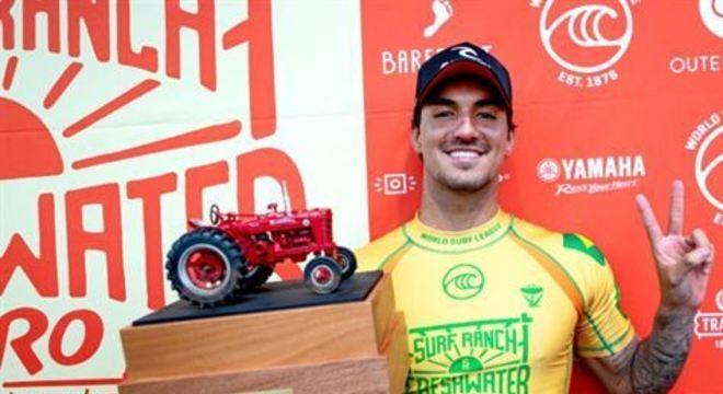 A vitória valeu a liderança no ranking para Medina buscar o tricampeonato mundial. Felipe Toledo, seu principal concorrente, ficou em segundo lugar na disputa