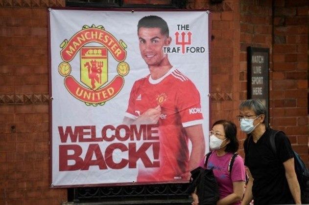 A volta de Cristiano Ronaldo ao Manchester United criou um clima incrível em Old Trafford