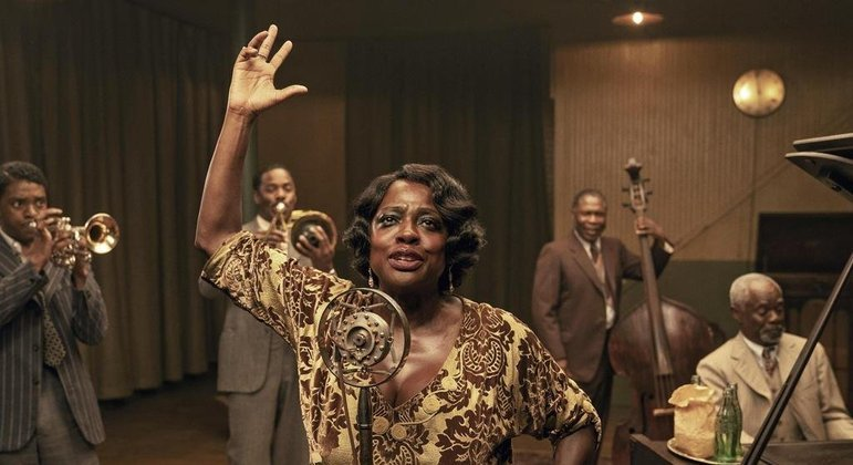 Viola Davis passou por transformação em 'A Voz Suprema do Blues'