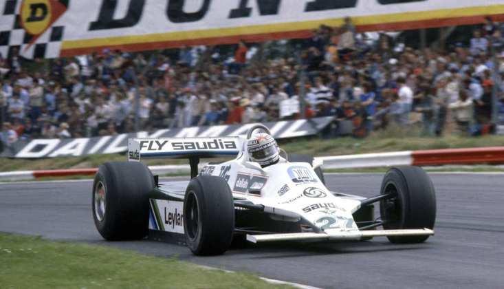 A Williams criou o FW07 em 1979. Em 1980, foi campeã com Alan Jones pilotando a versão B. O FW07C foi usado em 1981 e nas primeiras corridas de 1982