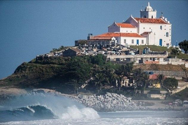 A World Surf League (WSL) precisou cancelar a temporada 2020 do Circuito Mundial, o que incluiu a etapa de Saquarema (RJ). O evento teria acontecido em junho.