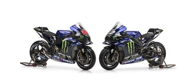 A Yamaha apresentou a moto para 2021. Confira os detalhes