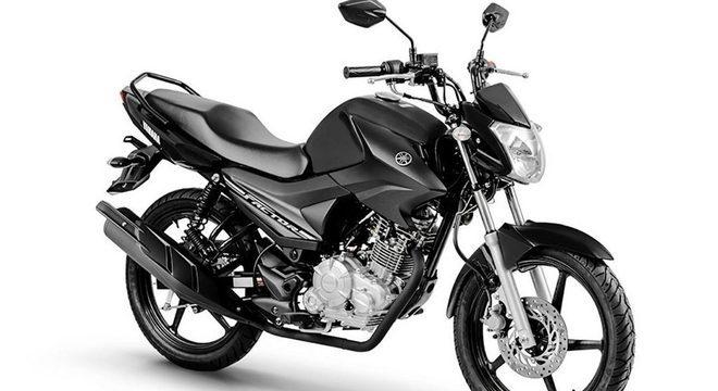 A Yamaha Factor 125 roda até 500 km e a parcela é de R$ 192 por mês / Divulgação