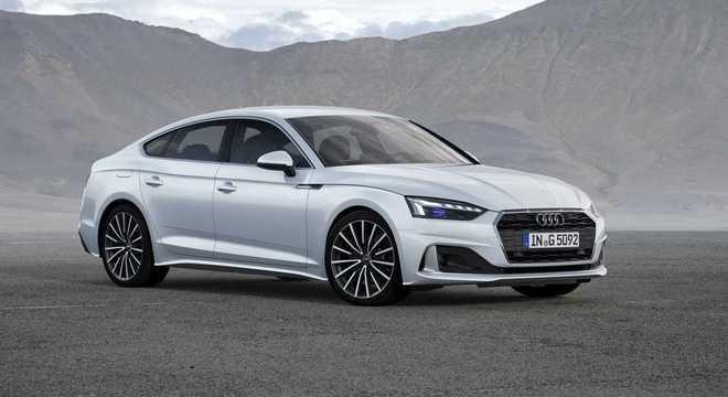 A Audi começou neste mês a pré-venda do modelo A5 Sportback