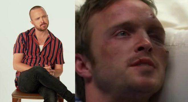 """Aaron Paul conta a evolução do bordão """"bitch"""" em Breaking Bad; assista"""