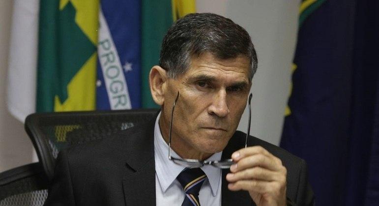 Ex-ministro da Secretaria de Governo, Santos Cruz está na reserva do Exército