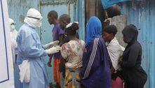 Ebola: Congo tem 380 casos confirmados e 248 mortes