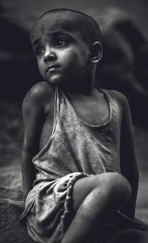 Crianças são as principais vítimas
