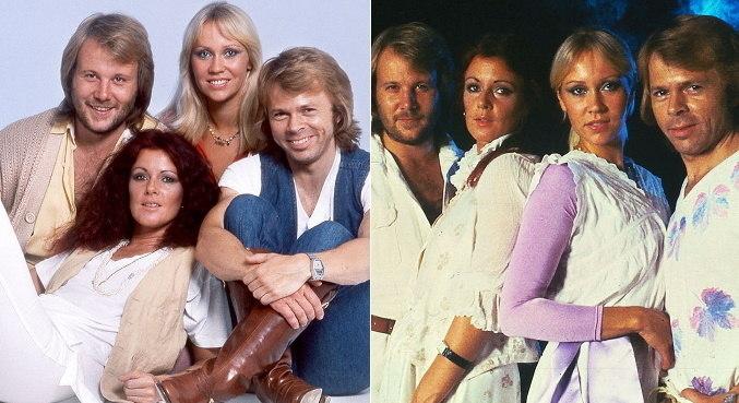 Quarteto ABBA estaria ensaiando voltar de uma forma tecnológica