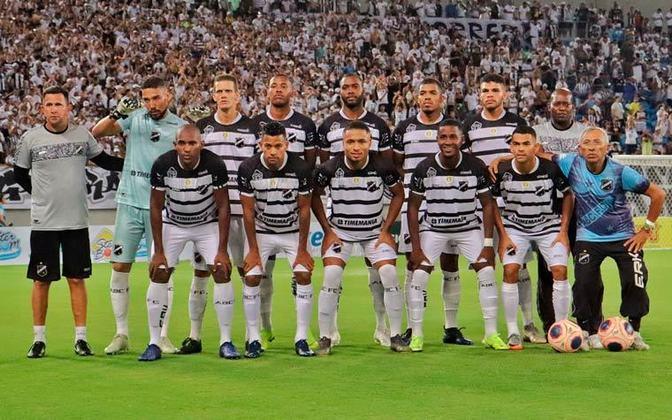 ABC: 4 vitórias e 4 empates em oito jogos válidos pelo Campeonato Potiguar, Copa do Brasil e Copa do Nordeste