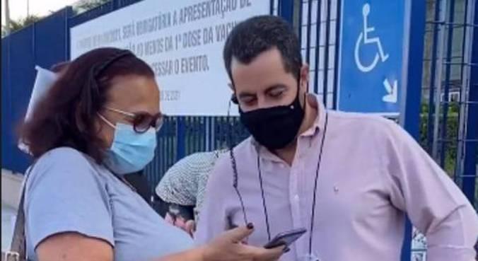 Passaporte de vacinação é exigido em evento no Expo Center Norte, em SP