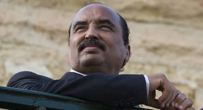 Mohammed Ould Abdelaziz, ex-presidente da Mauritânia