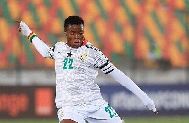 Abdul Fatawu Issahaku (Gana) - Clube: Steadfast FC (Gana) - Posição: Meio-campista