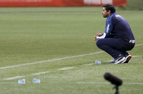 Abel Ferreira estreou como técnico do Palmeiras