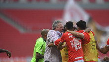 Vingança de Abel. Ser campeão contra o time que o traiu. O Flamengo