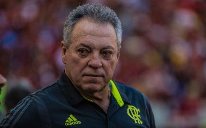 Abel Braga (2019) - 30 jogos / Aproveitamento de 71%.
