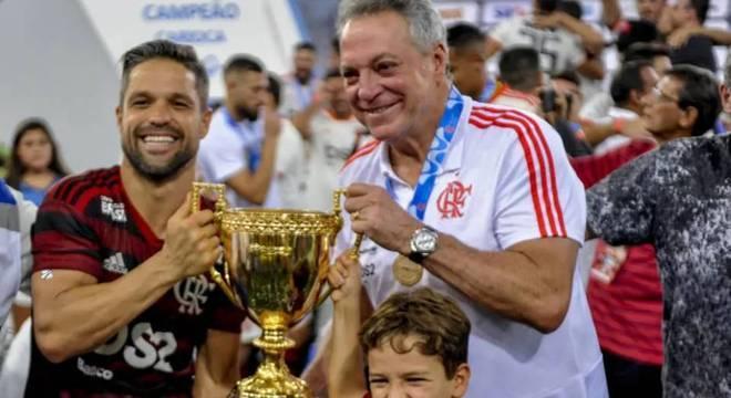 Abel Braga foi campeão carioca com o Flamengo em 2019. Desrespeito à toa