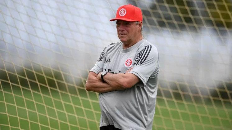 ABEL BRAGA: O experiente treinador fez seu último trabalho no Internacional. Com o Colorado, brigou pelo título brasileiro de 2020 até a última rodada e classificou o time para a Libertadores, mas deixou o clube em fevereiro de 2021