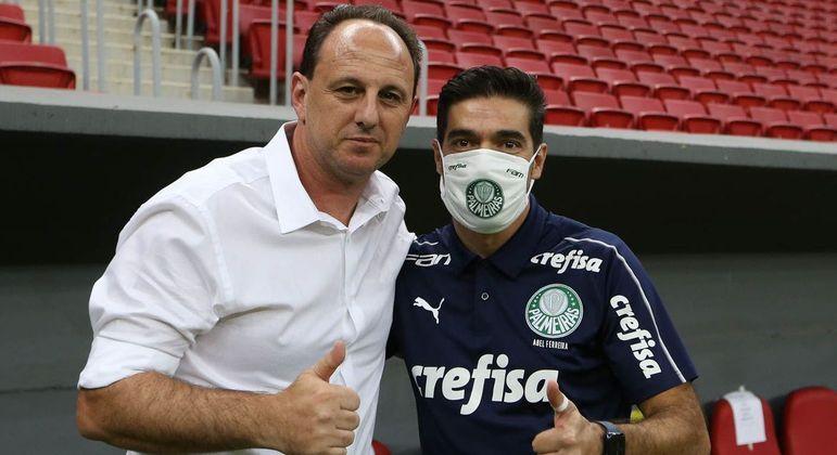 Abel sabe. Está em desvantagem física e técnica contra o Flamengo e Defensa y Justicia