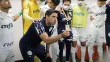 Abel segue Jesus. Quer titulares contra Corinthians e Flamengo