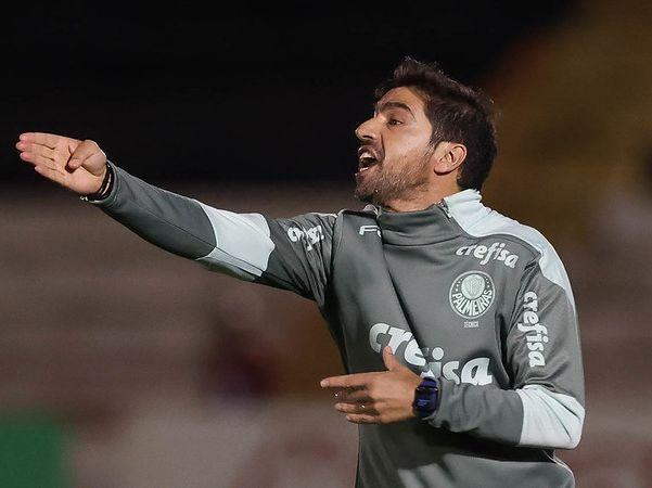 Abel Ferreira quer o título. Pela história e para travar a ascensão, a confiança do São Paulo