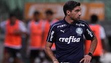 Após 'maratona', Abel prevê Palmeiras 'inteiro' na Libertadores