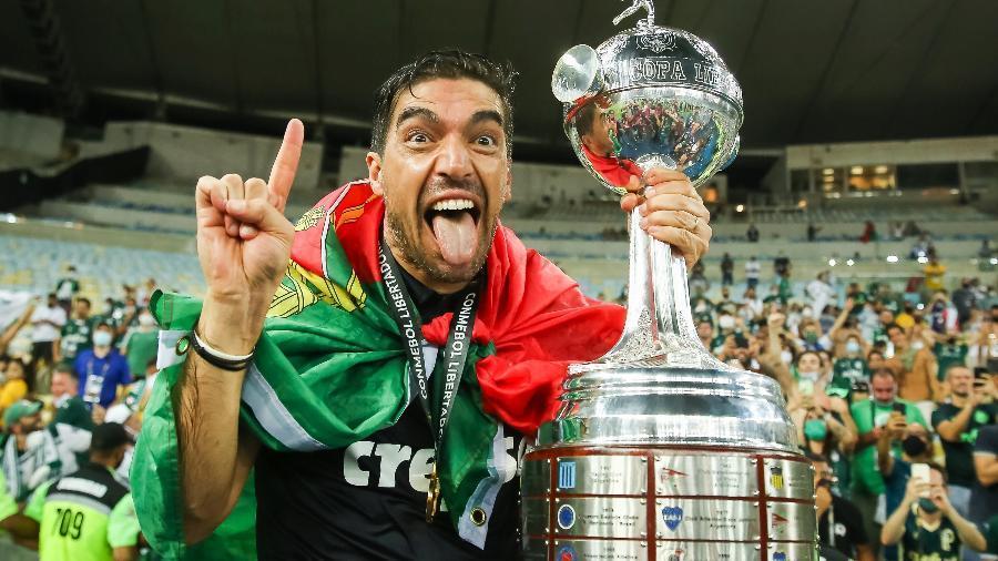Abel Ferreira viveu o céu de maneira precoce. Venceu a Libertadores em três meses